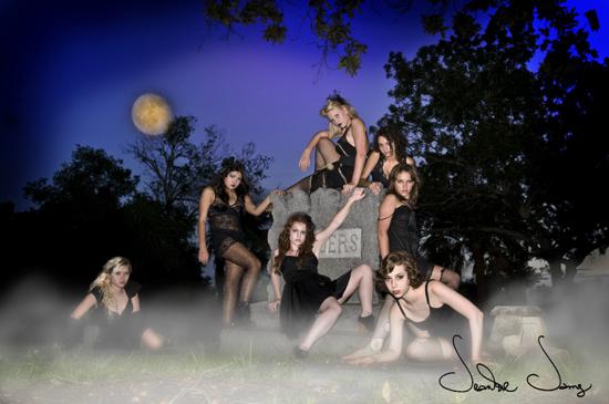 Precision Vampires with moonb